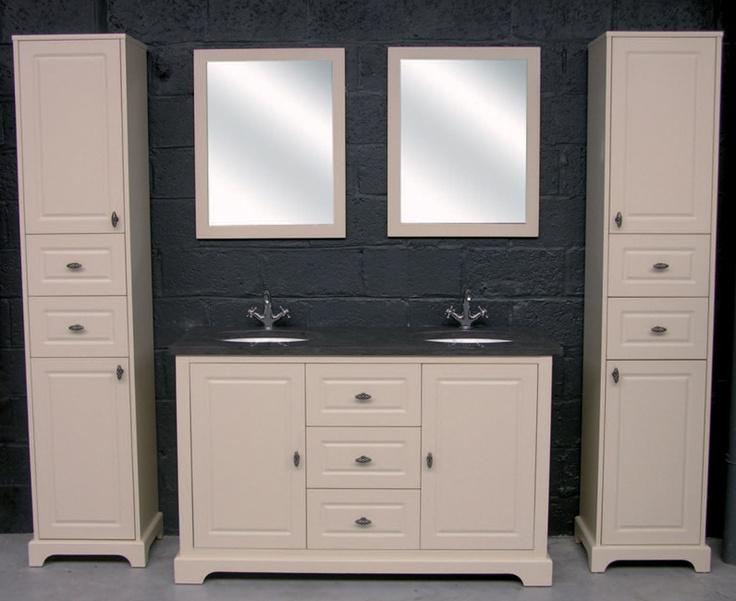 25 beste idee n over taupe badkamer op pinterest neutrale badkamerkleuren taupe kleuren - Badkamer modellen ...