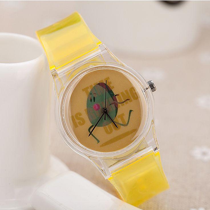 Cartoon Potato Plastic Wristwatch Women Watch Girls Quartz Watch Montre dames horloge Clock Hot Sale reloj dama #Affiliate