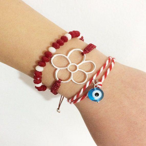 greek jewelry greek martakia martis bracelet by christelboutique