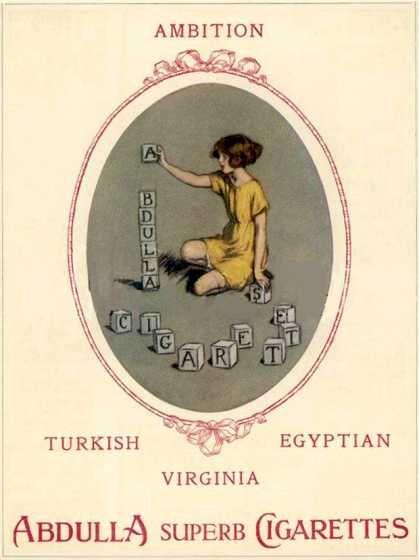 Abdulla – Lewis Baumer (1925)