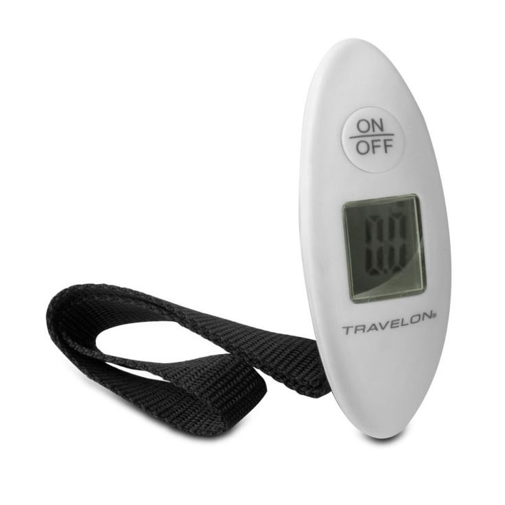 About Us Payment Info Shipping Info Customer Support Feedback Travelon Pocket Size Portable Travel Weight Electronic LCD Luggage Scale - White {{ITEMS... #electronic #luggage #scale #white #weight #travel #pocket #size #portable #travelon