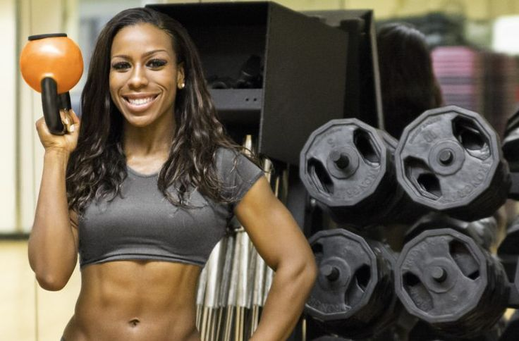 'What Celebrity Trainer and Fitness Model Nicole Chaplin Wants You To Know | BLACK FITNESS TODAY