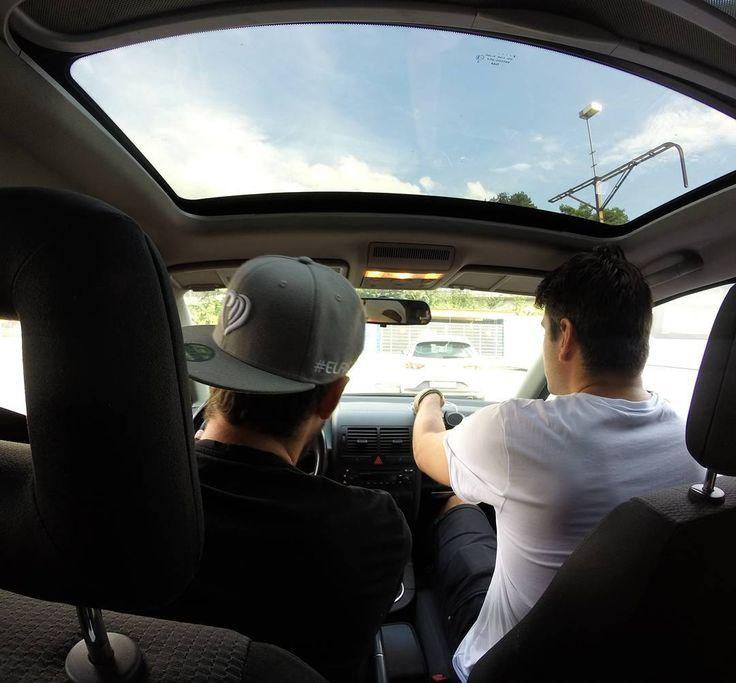 Ready for gamescom!  #köln #gamescom #driving #car #gamescom2016