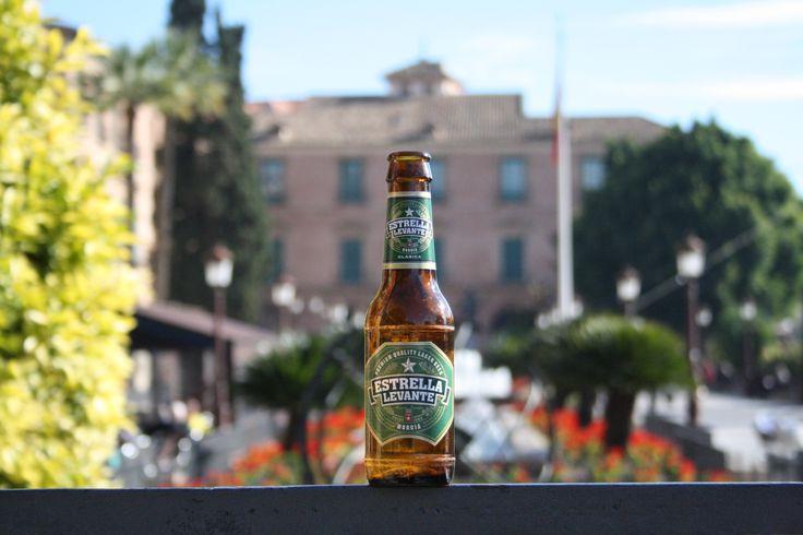 Beer Estrella Levante, Murcia