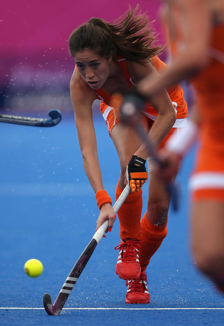 Hockey is a big part of my physical life. It's what I look forward to at the end…