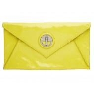 MOLTEN ENVELOPE CLUTCH