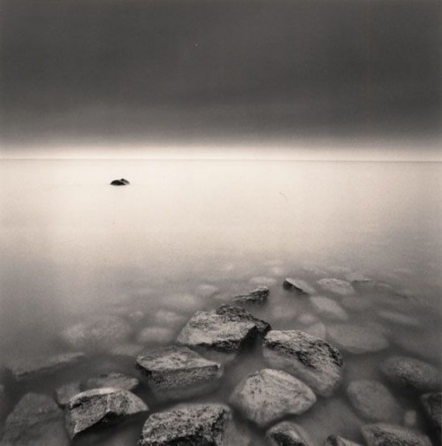 """Michael Kenna  """"Art is much less important than life, but what a poor life without it.""""  — Robert Motherwell"""