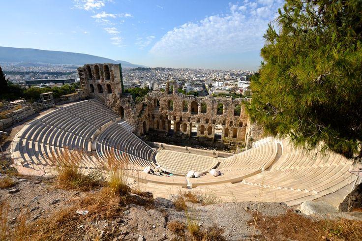 Odeon of Herodes Attikus