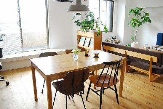 北欧、暮らしの道具店・安田さんのお宅