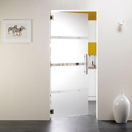 Thys deur in veiligheidsglas 'Thytan T24' 73 cm