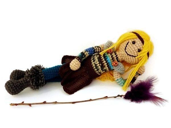horgolt baba Astrid stílusában / crochte doll style of Astrid: http://spikycake.blogspot.hu/2015/03/astrid.html