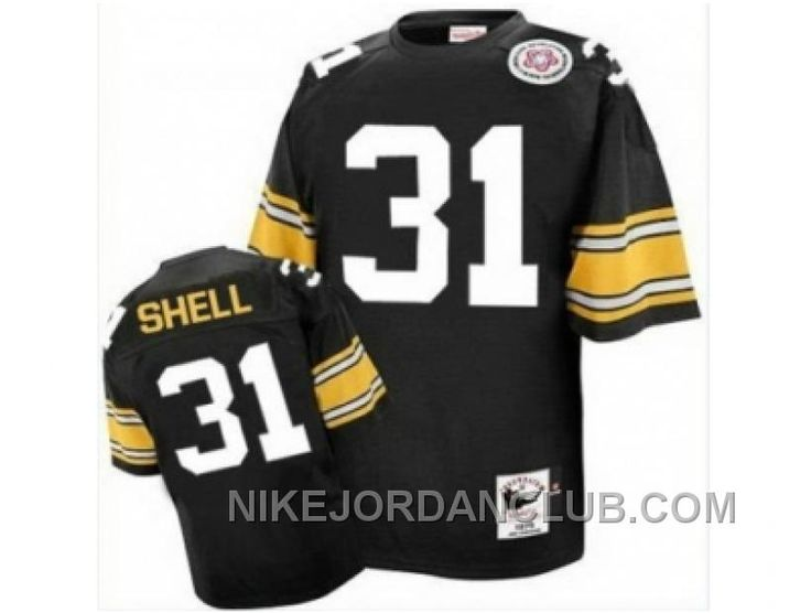 http://www.nikejordanclub.com/nfl-pittsburgh-steelers-31-donnie-shell-black-stitched-jerseys-sgej2.html NFL PITTSBURGH STEELERS #31 DONNIE SHELL BLACK STITCHED JERSEYS SGEJ2 Only $19.00 , Free Shipping!