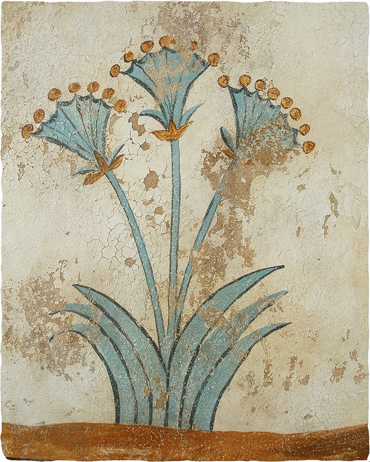 39 best images about frescos art for your walls on pinterest civilization dolphins and minoan - Moderne fresco ...