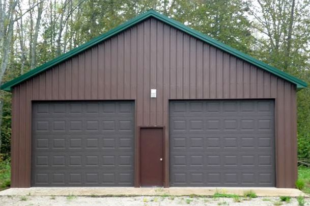 Garage building packages woodworking projects plans for Garage building packages