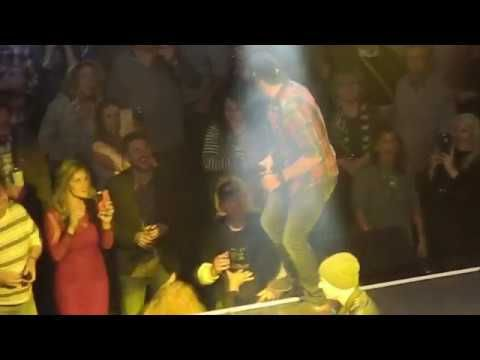 WATCH: Punk Tries to Ruin Concert for Vets, So Luke Bryan PUNCHES Him From Stage | RedFlag News