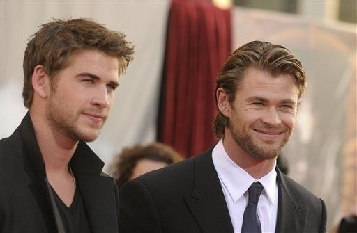 Liam and Chris Hemsworth | Community Post: The Beyonce And Solange Of Celebrity Siblings
