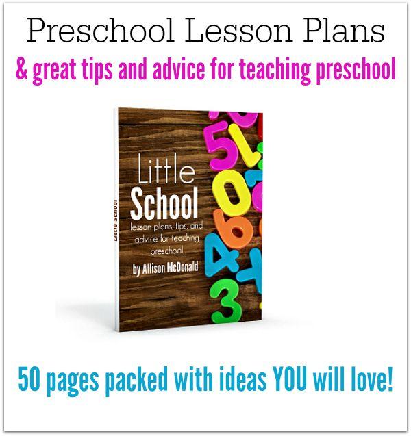 Best 25+ Lesson plans for preschool ideas on Pinterest Toddler - sample toddler lesson plan template