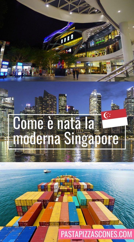 Singapore Ha Una Storia Super Interessante Perche E Riuscita A Superare Il Suo Passato Coloniale E Diventare Un Polo Economico Importa In 2020 Pizza Pasta Pasta Scones