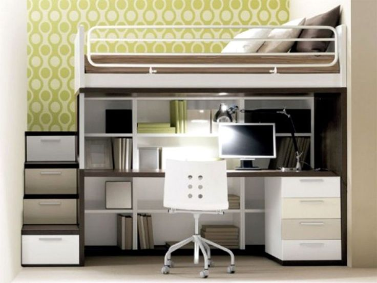 loft bed with desk and stairs. 58 best Bedroom   loft beds images on Pinterest   Lofted beds