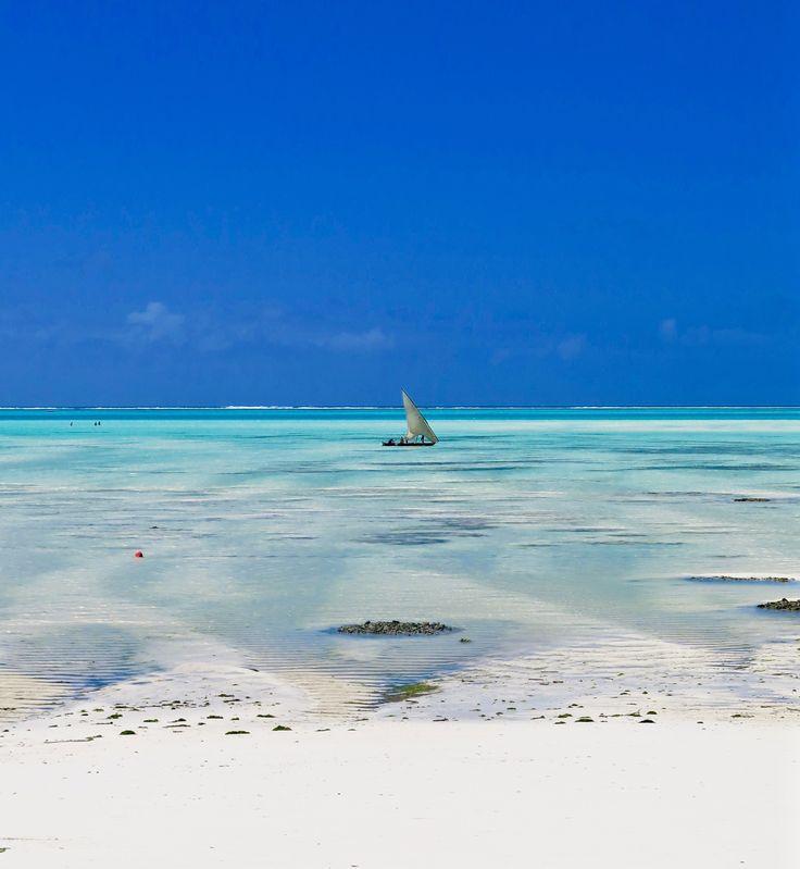 Zanzibar - Jambiani Beach