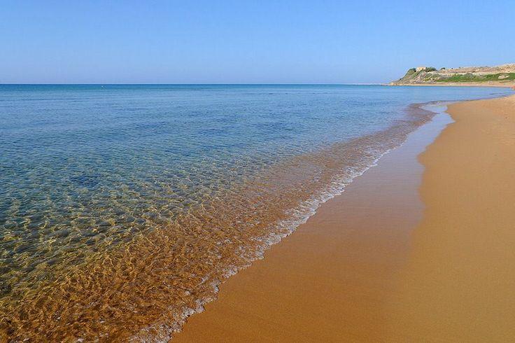 Marinella di Selinunte. Sicilia