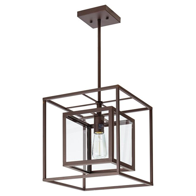 "Possible Entrance ""Isola"" 1-Light Pendant Light"