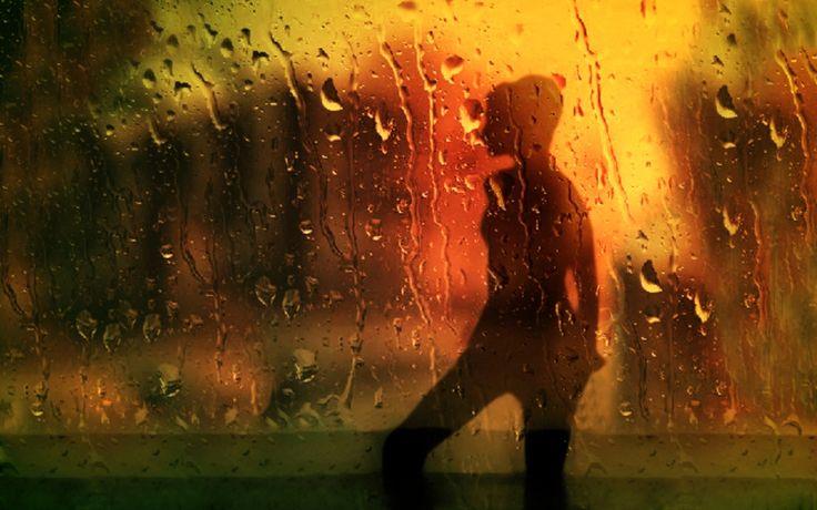 "Photo ""Raining shadow"" by persefoni"