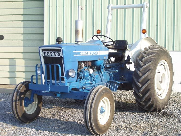 Ford 4600 Tractor | Ford 4600 Tractor Parts Helpline 1-866-441-8193