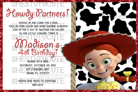 Invite - ShesTutuCuteCtqStories Parties, Bday Ideas, 2Nd Bday, Parties Ideas, Birthday Crafts, Bday Parties, 2Nd Birthday, Toys Stories Birthday, Birthday Ideas