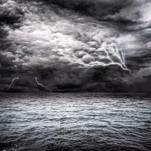 Sea Storm - @director1973- #webstagram
