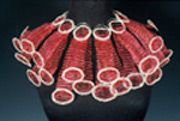 wire crochet tubes exhibition jewellery - Αναζήτηση Google