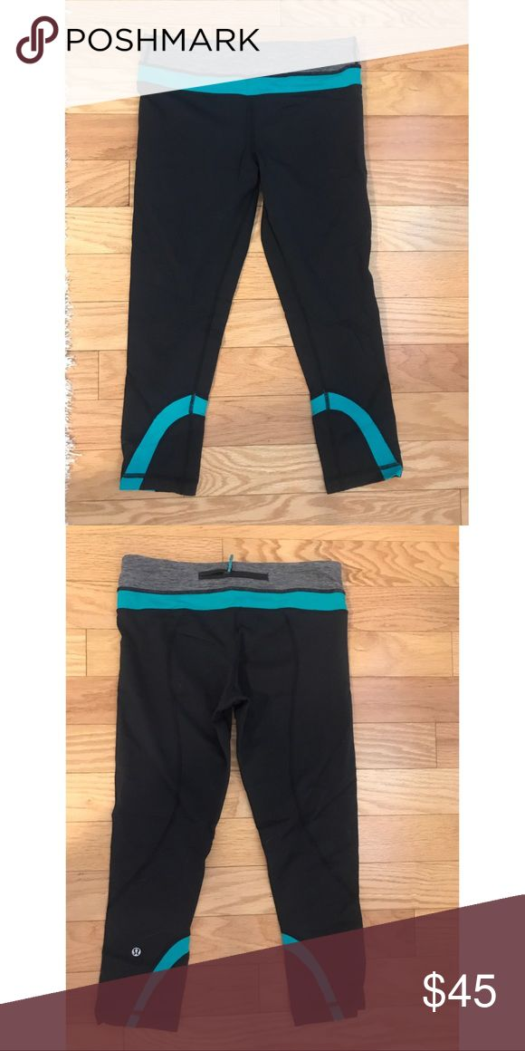 Spotted while shopping on Poshmark: Lululemon Wunder Under Crop! #poshmark #fashion #shopping #style #lululemon athletica #Pants
