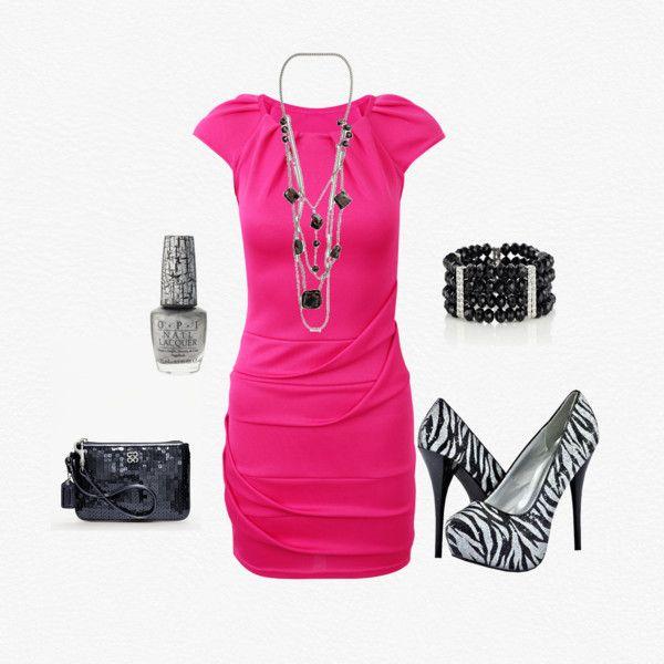 Pink&Zebra;.