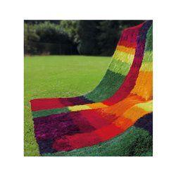 Tapis shaggy flashy FUNKY en Polyester, par Arte Espina, Tapis Shaggy a poils long ARTE ESPINA