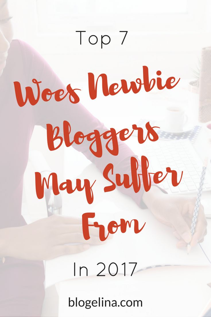 Are you a new blogger or infopreneur who's ready to start your blog, but worried about how to overcome some of the challenges? This post shares 7 woes of newbie bloggers and how to avoid them. Click through to read the entire post, and to download your free blog starter kit.