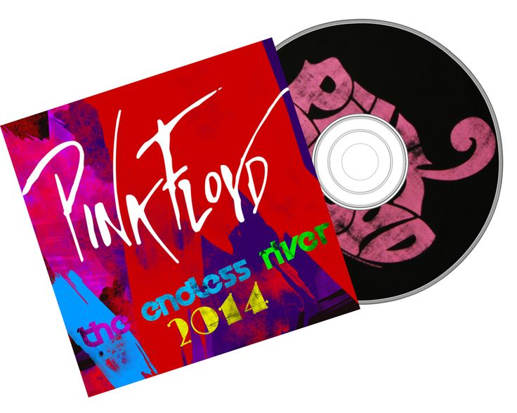 CD Cover and CD Album