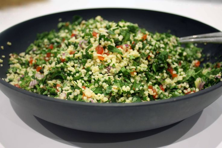 Delicious and Nutritious Tabbouleh Salad