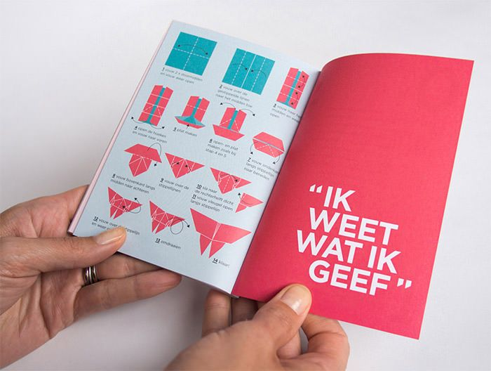 20 annual report designs which will make your imagination run wild. These annual reports use bold colors, creative typography and vivid sheets and diagrams to showcase the data.