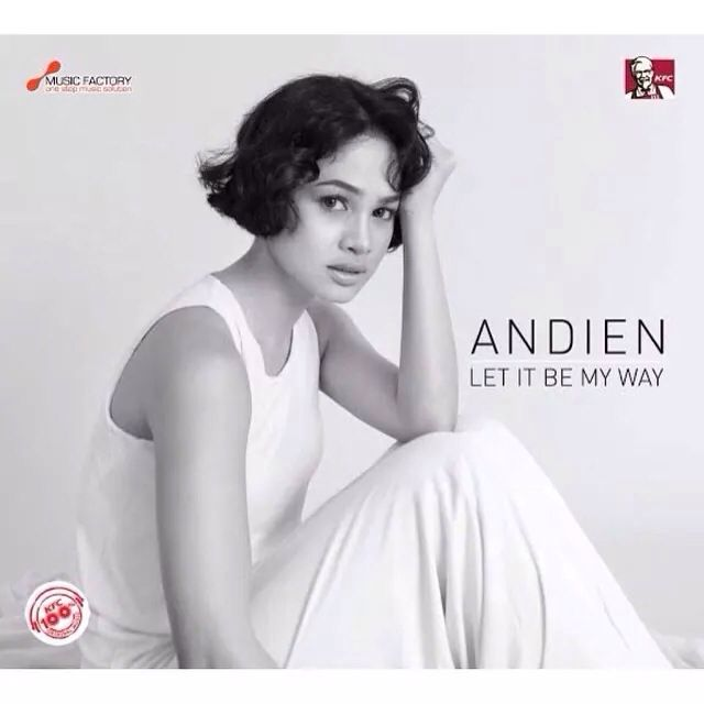 Please share this to the world !! ❤️  ANDIEN - LET IT BE MY WAY   https://www.youtube.com/watch?v=r6TNAHO8p88&list=UUjqGbPHhc2mSSij0pNxZt_A  Composed by Melly Goeslaw Arranged by Anto Hoed Directed by Anton Ismael Edited by Dedet Wirawanda Makeup by Ferry Fahrizal Hairdo by Harry Styled by Ajeng Dewi Swastiari  Original soundtrack of Hijab Movie by Hanung Bramantyo