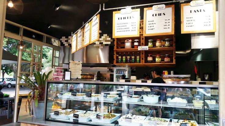 Plumer Rd Chicken Shop, Designed by Forward Thinking Design
