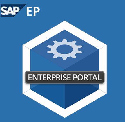 SAP EP Training Planning Introduction to SAP Netweaver Enterprise Portal  implementation. SAP EP corporate online training offer ADMIN AND DEVELOPER  course.