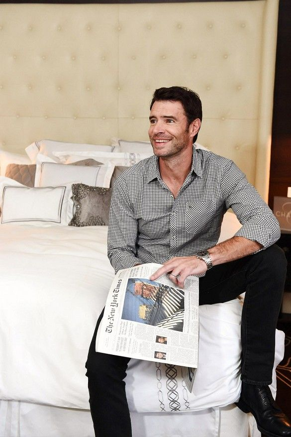 Scandal star Scott Foley