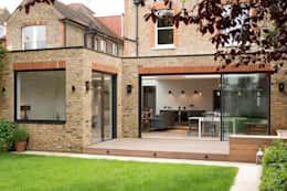 Garden: minimalistic Garden by Fraher Architects Ltd