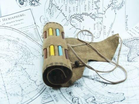 Suport - Penar pentru creioane colorate