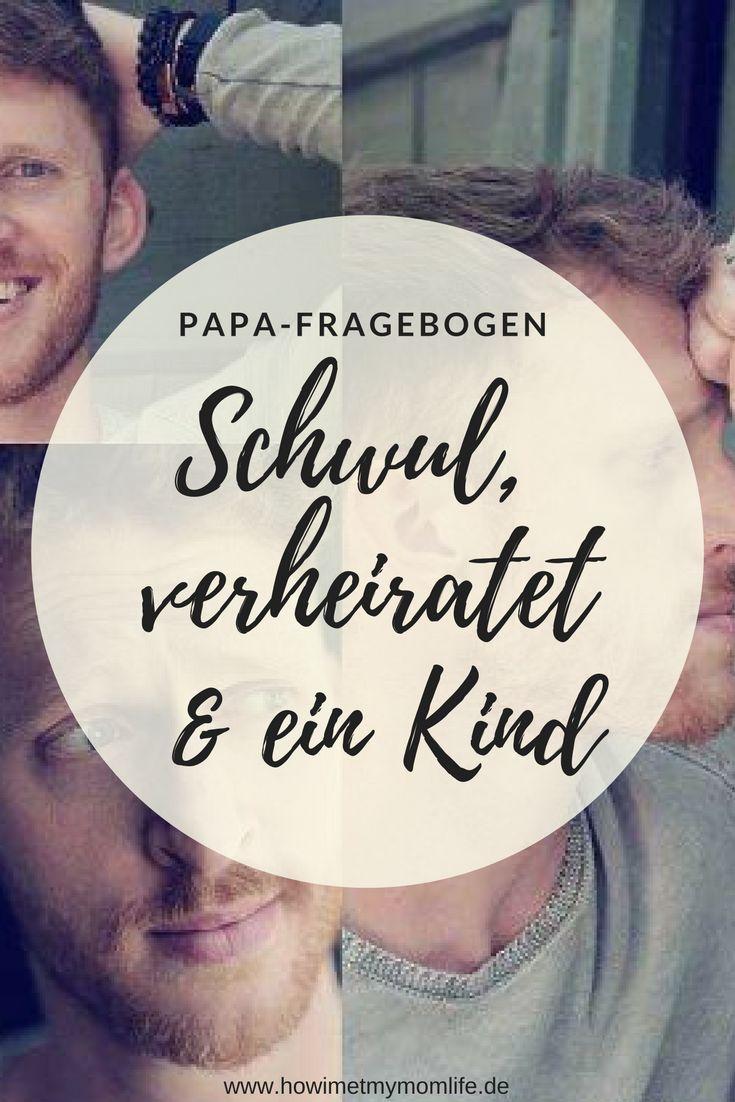 Schwul, verheiratet und ein Kind. Kevin vom Blog Papapi beantwortet meinen Papa-Fragebogen und erzählt uns seine Geschichte. Ich freue mich ganz besonders euch diesen ebenfalls ganz besonderen Papa vorzustellen zu dürfen.