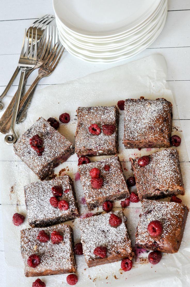 #thermomix #teninaholder #cookingwithtenina Fudgey Raspberry Brownies