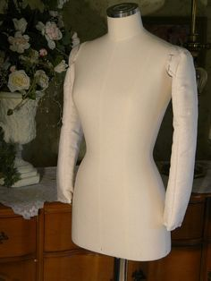 Image result for homemade canvas dress form stiffy