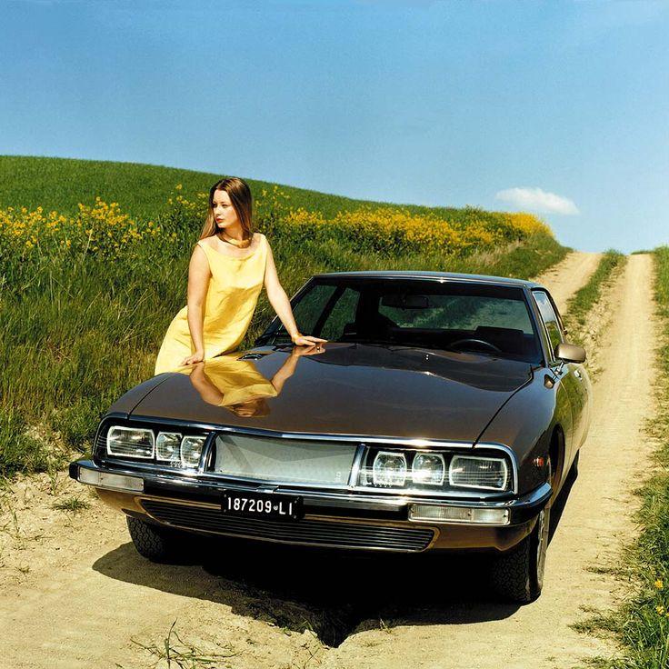 Citroen SM 1970