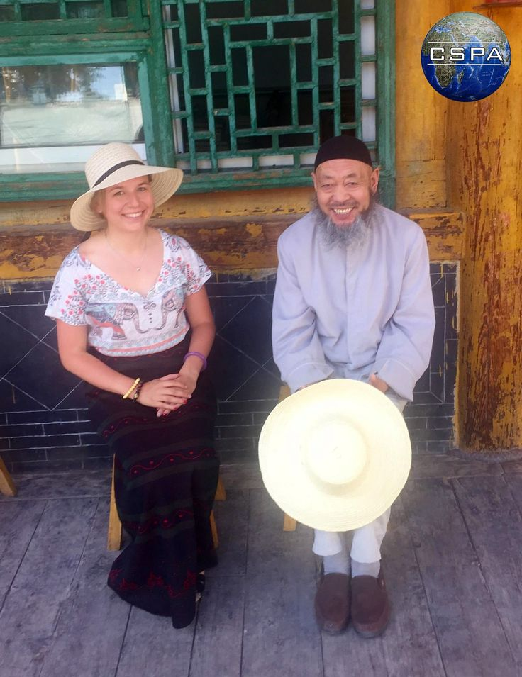 Great mosque in Dongguan. #great #mosque #meczet #dongguan #guangdong #chiny #china #azja #asia #wakacje2016 #asian #chinese #people #culture #smile #polishgirl #warsawgirl #religion #lato #summer #followback #love #yellow #green #joy #happiness