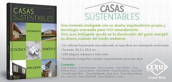 Casas sustentables proyectos arquitectonicos experimentos ecológicas Domótica Inteligente